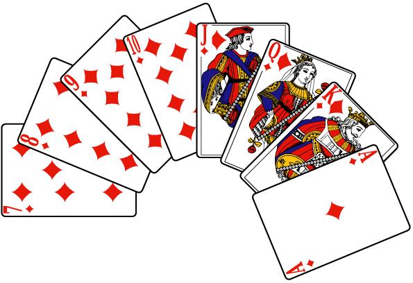 tirage de carte la dame de trefle 32 Interprétation et signification du jeu de 32 cartes
